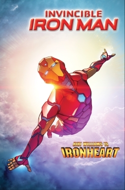 INVICIBLE IRON MAN  IRONHEART