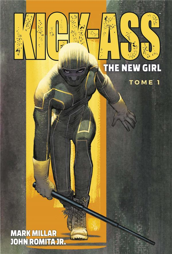 KICK ASS - THE NEW GIRL T1