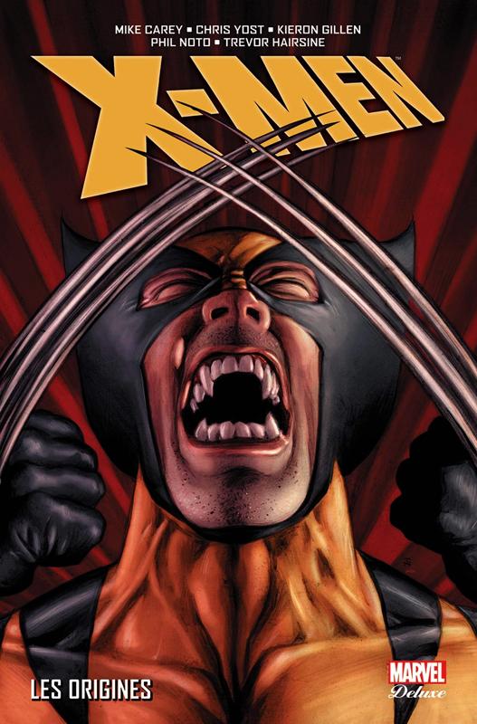 X-MEN - LES ORIGINES