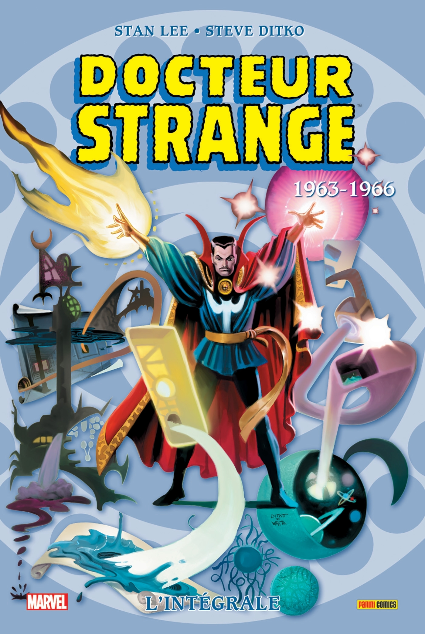 DOCTEUR STRANGE: L'INTEGRALE T01 (1963-66) NED