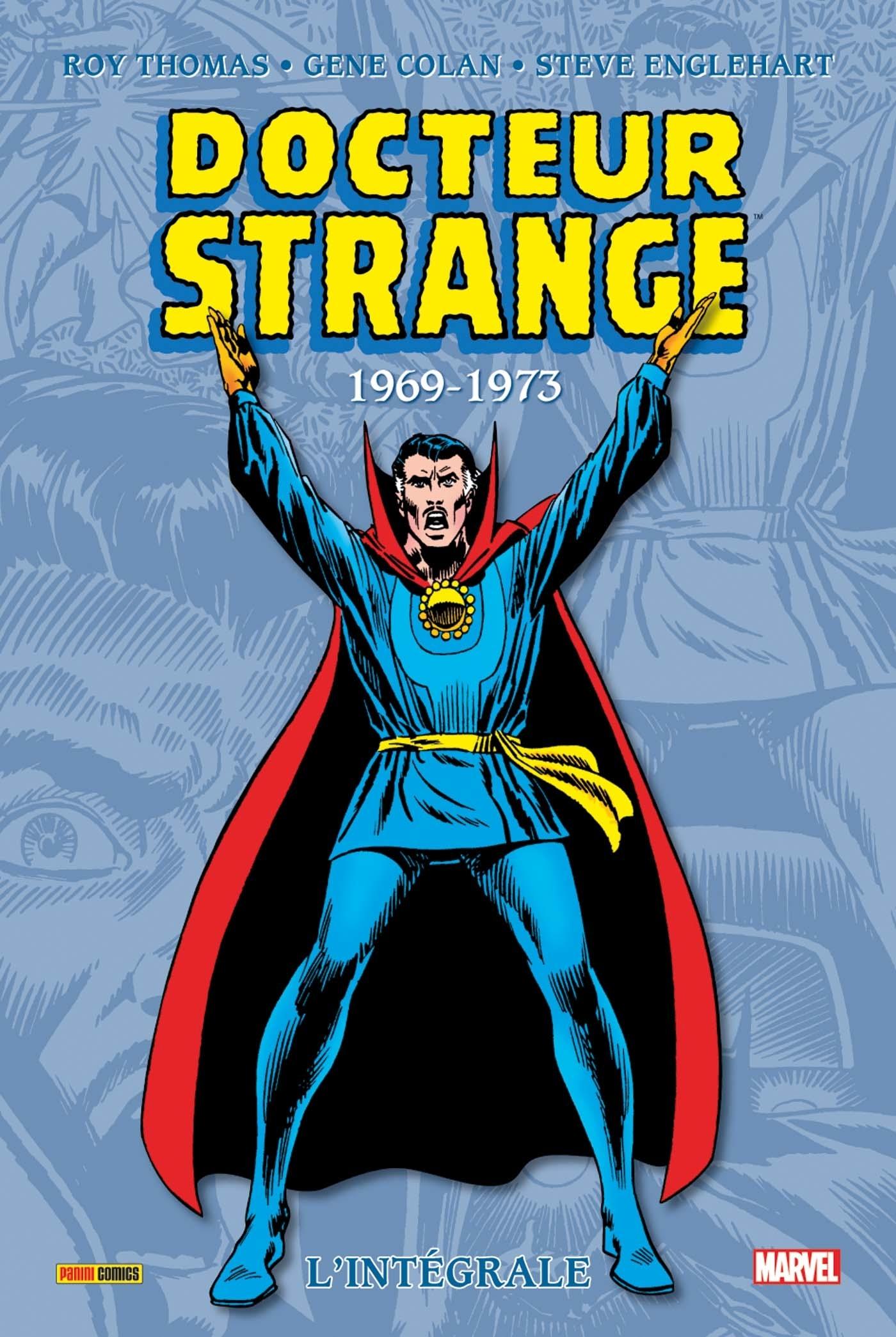 DOCTEUR STRANGE : L'INTEGRALE T04 (1969-1973)