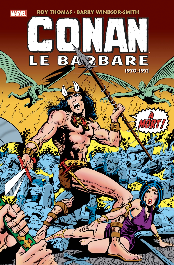 INTEGRALE CONAN LE BARBARE T01 (1970-71)
