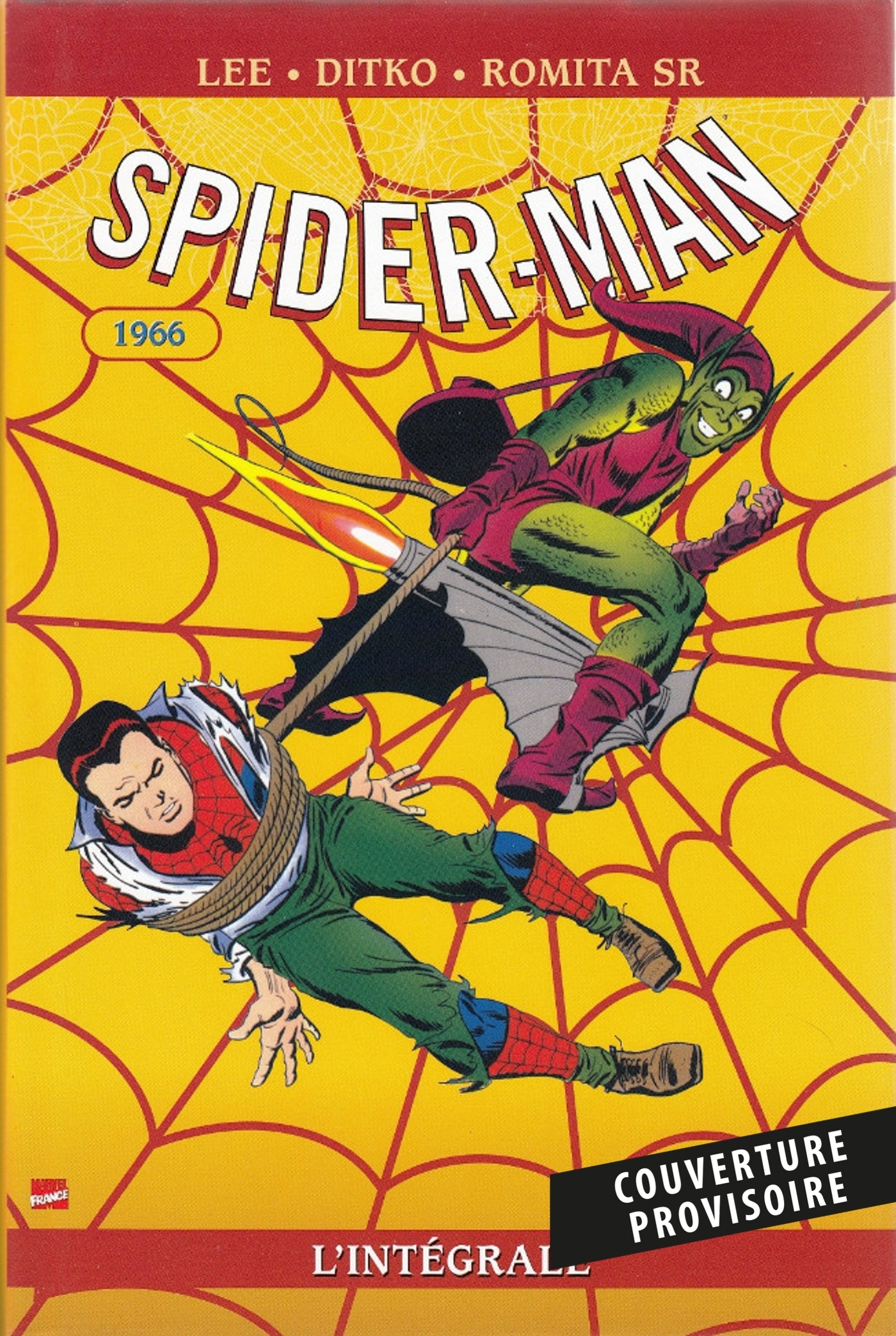 SPIDER-MAN: L'INTEGRALE T04 (1966) NED