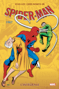 SPIDER-MAN: L'INTEGRALE T05 (1967, NOUVELLE EDITION)