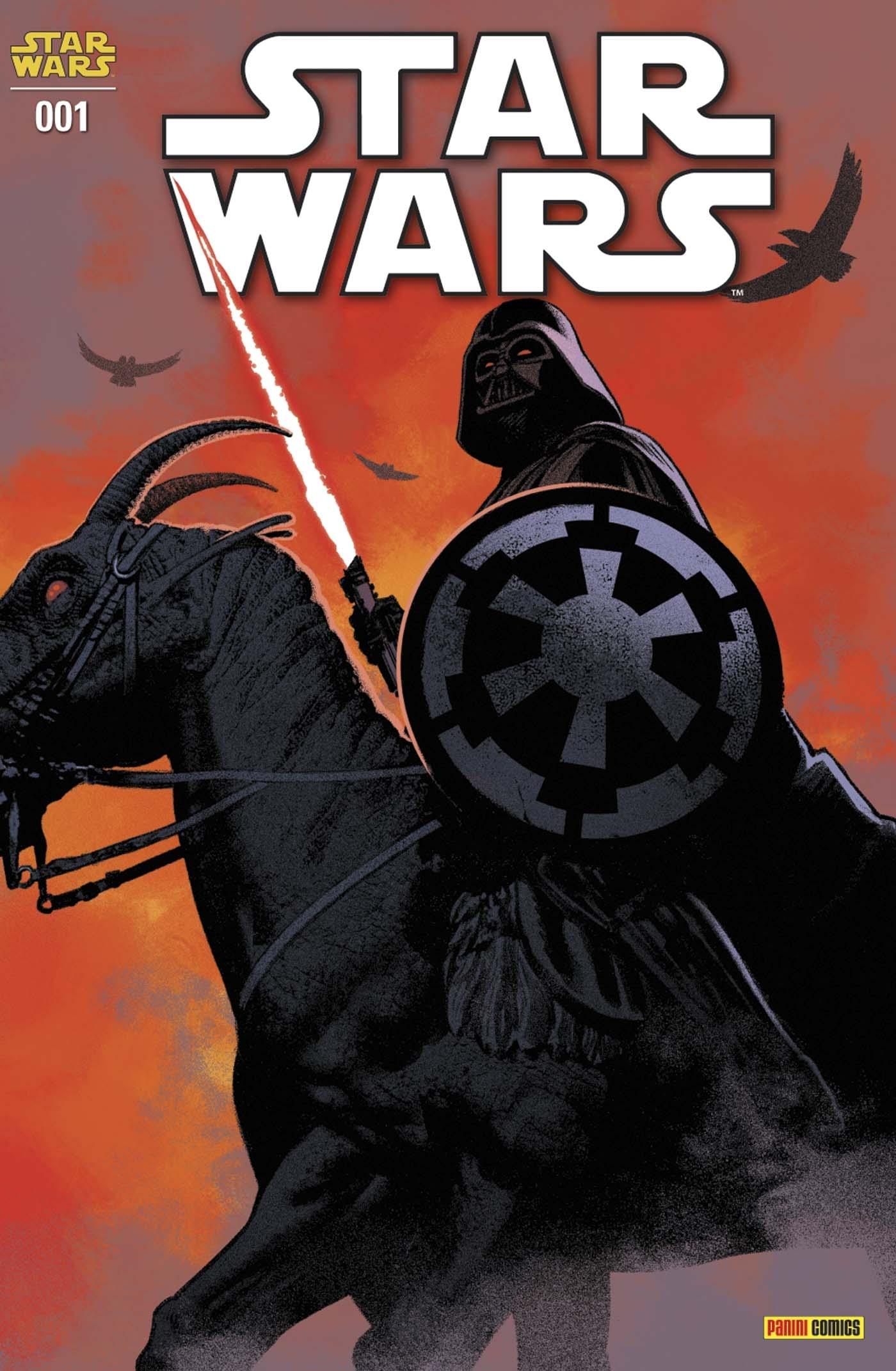 STAR WARS N 01