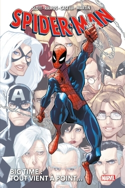 SPIDER-MAN BIG TIME T01 : TOUT VIENT A POINT...