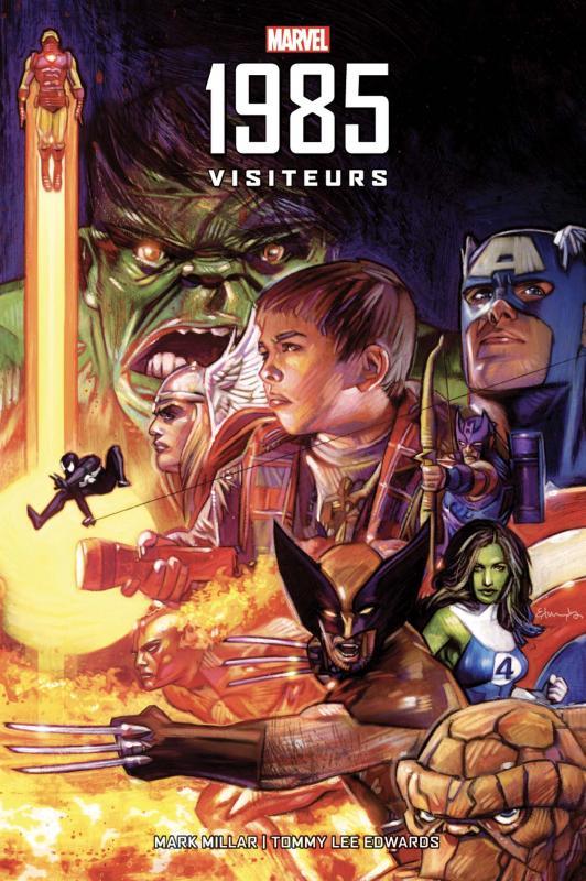 1985: VISITEURS