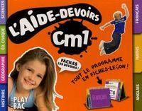 L'AIDE-DEVOIRS CM1 - 2008
