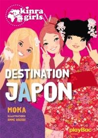 KINRA GIRLS - DESTINATION JAPON - TOME 5