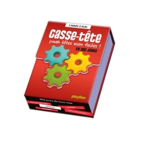 CALENDRIER 365 CASSE-TETES POUR TETES BIEN FAITES - L'ANNEE A BLOC