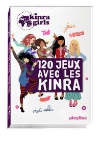 MON CAHIER DE JEUX ET ACTIVITES KINRA GIRLS