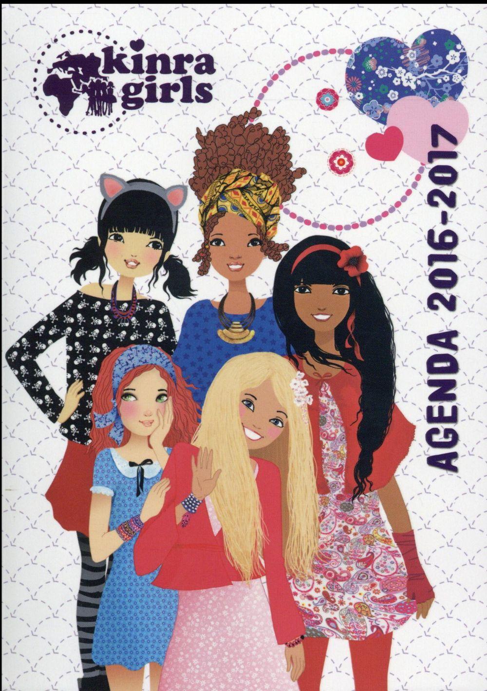 KINRA GIRLS - AGENDA 2016-2017