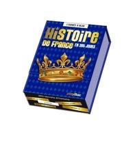 CALENDRIER HISTOIRE DE FRANCE EN 365 JOURS - L'ANNEE A BLOC