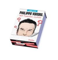 CALENDRIER 365 POURQUOI INSOLITES DE PHILIPPE VANDEL - L'ANNEE A BLOC