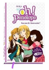 OH ! PENELOPE - VOUS AVEZ DIT : BONNE ANNEE ? - TOME 4