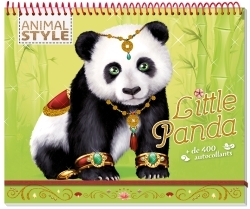 ANIMAL STYLE - LITTLE PANDA