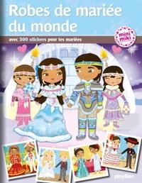 MINIMIKI - ROBES DE MARIEE DU MONDE - STICKERS