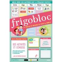 TABLEAU DES MISSIONS AIMANTE FRIGOBLOC - PEDAGOGIE POSITIVE