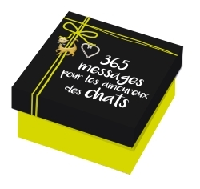 365 MESSAGES POUR LES AMOUREUX DES CHATS