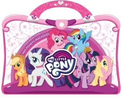 MY LITTLE PONY - MON CARNET CREATIF SAC