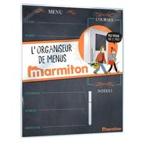 L' ORGANISEUR DE MENUS MARMITON
