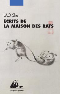 ECRITS DE LA MAISON DES RATS
