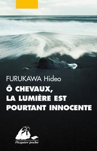O CHEVAUX, LA LUMIERE EST POURTANT INNOCENTE