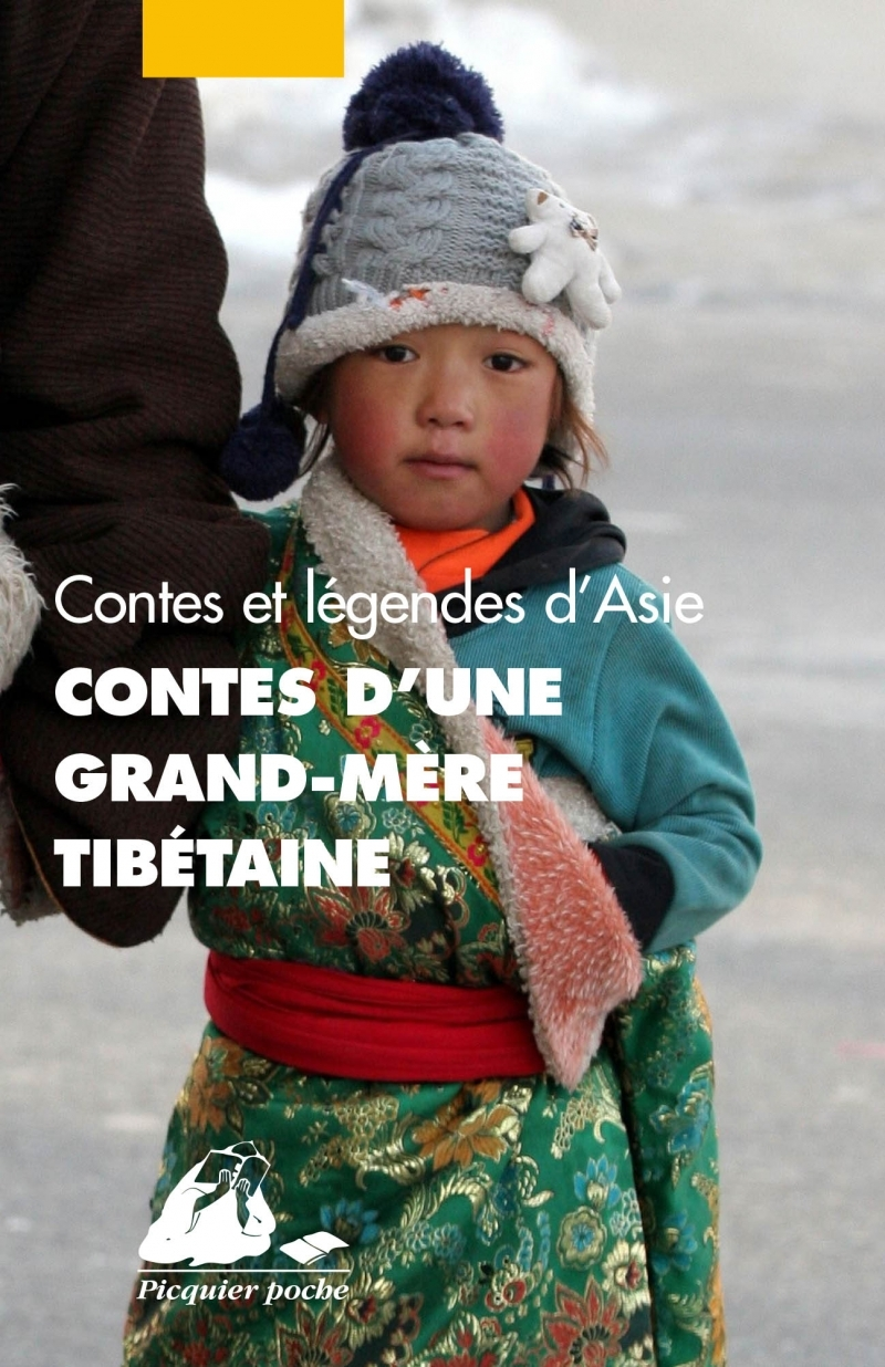 CONTES D'UNE GRAND-MERE TIBETAINE