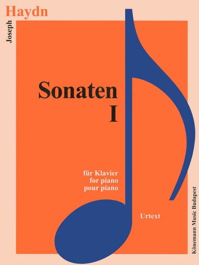 PARTITION - HAYDN - SONATE I POUR PIANO