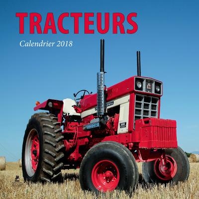 TRACTEURS - CALENDRIER 2018