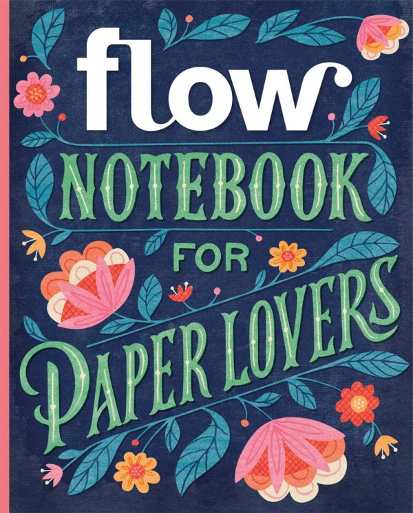 NOTEBOOK FOR PAPER LOVERS FLOW