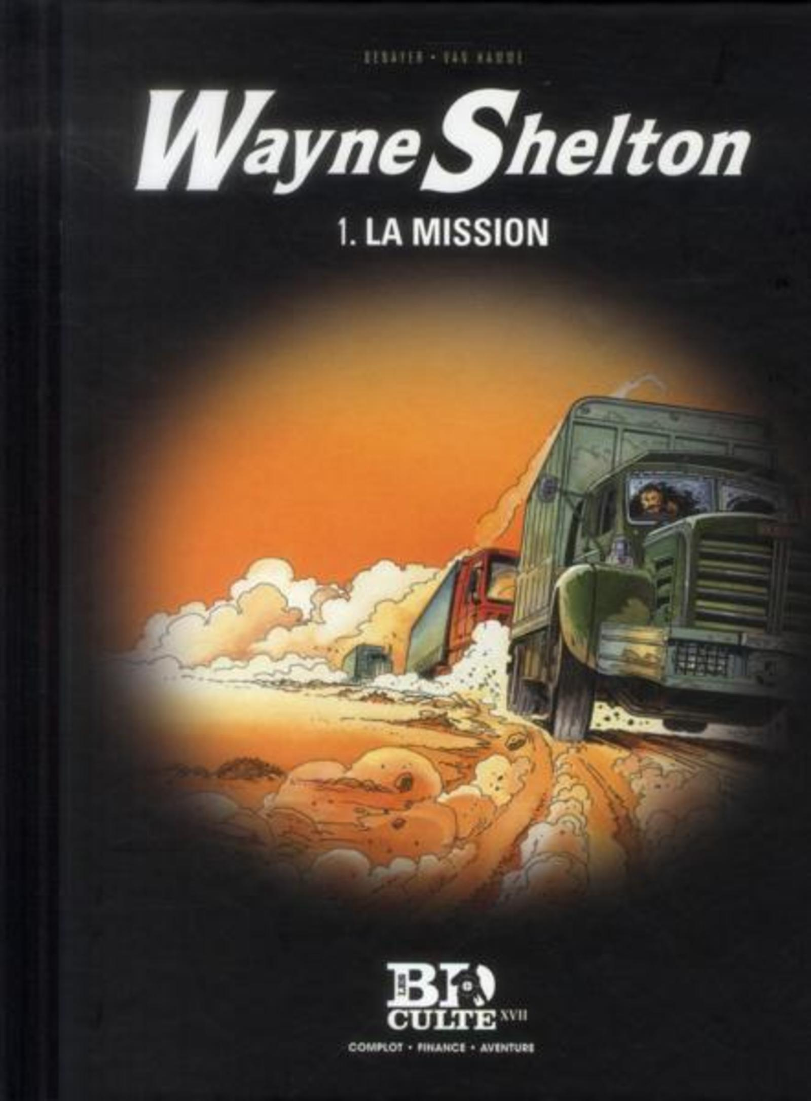 WAYNE SHELTON T1  LA MISSION  VOLUME 17
