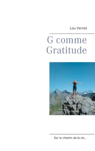 G COMME GRATITUDE