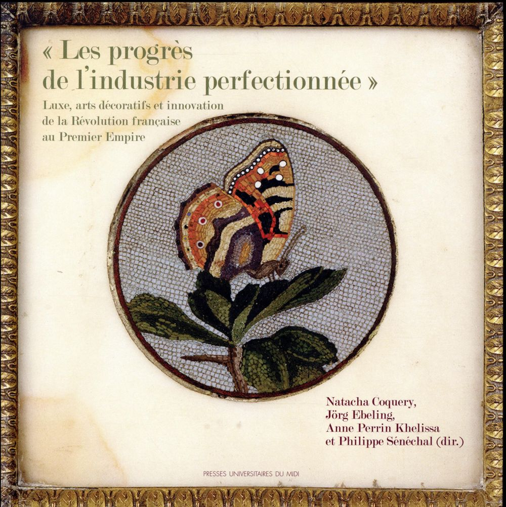 LES PROGRES DE L'INDUSTRIE PERFECTIONNEE