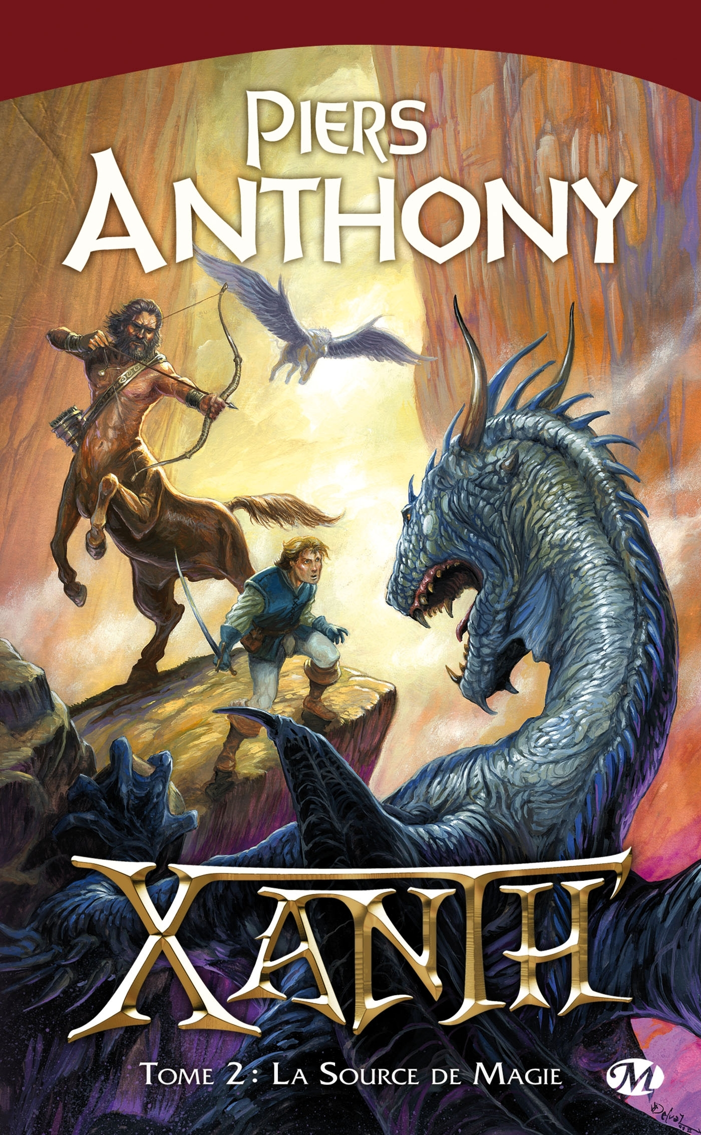 XANTH, T2 : LA SOURCE DE MAGIE
