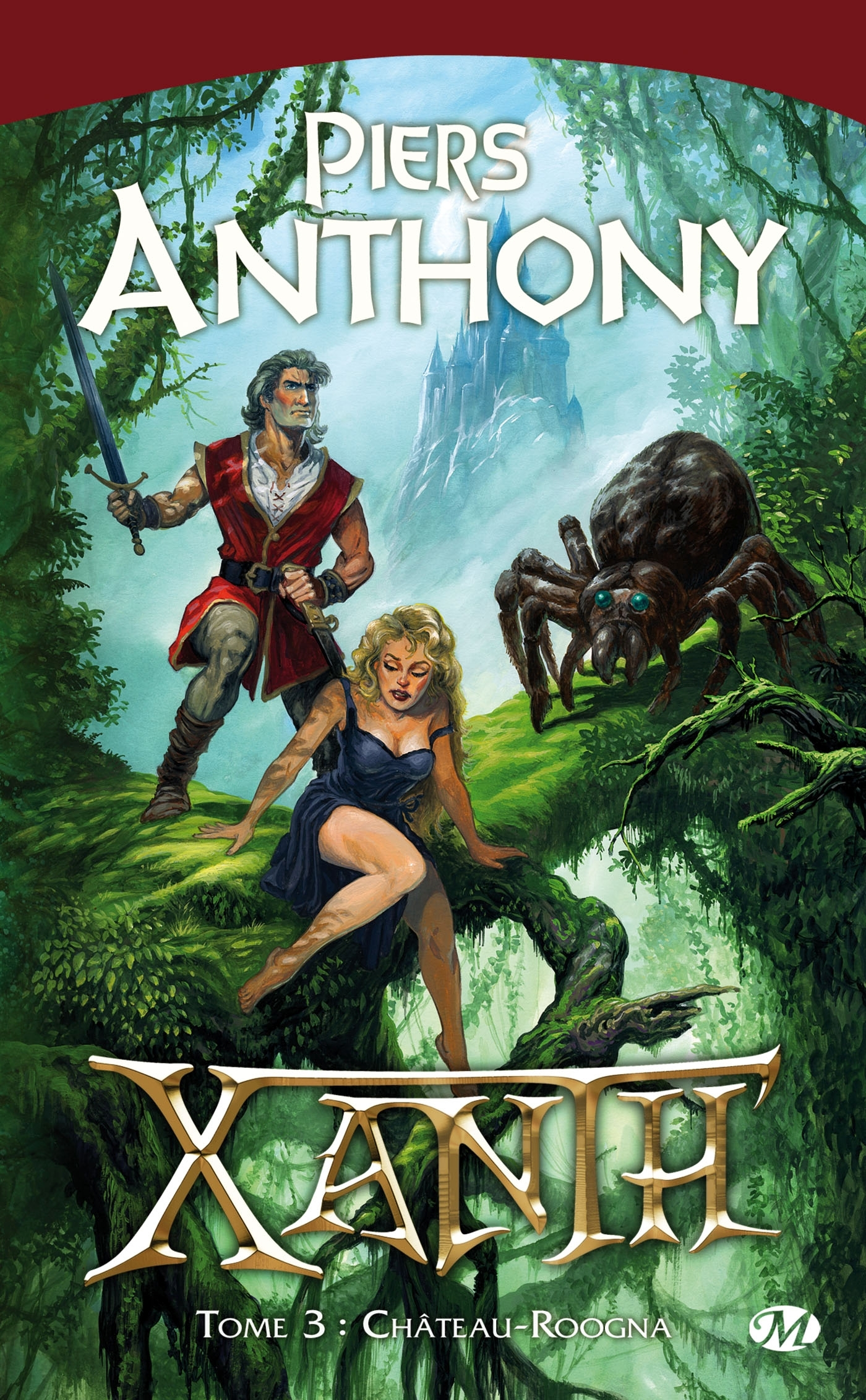 XANTH, T3 : CHATEAU-ROOGNA
