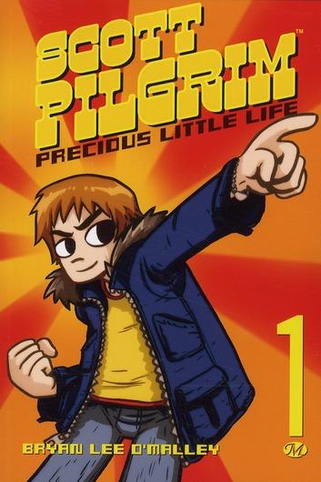 SCOTT PILGRIM, T1 : SCOTT PILGRIM PRECIOUS LITTLE LIFE