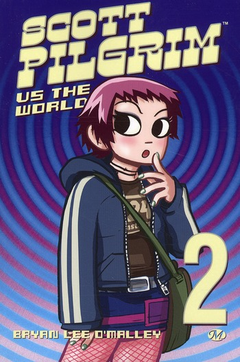 SCOTT PILGRIM, T2 : SCOTT PILGRIM VS. THE WORLD