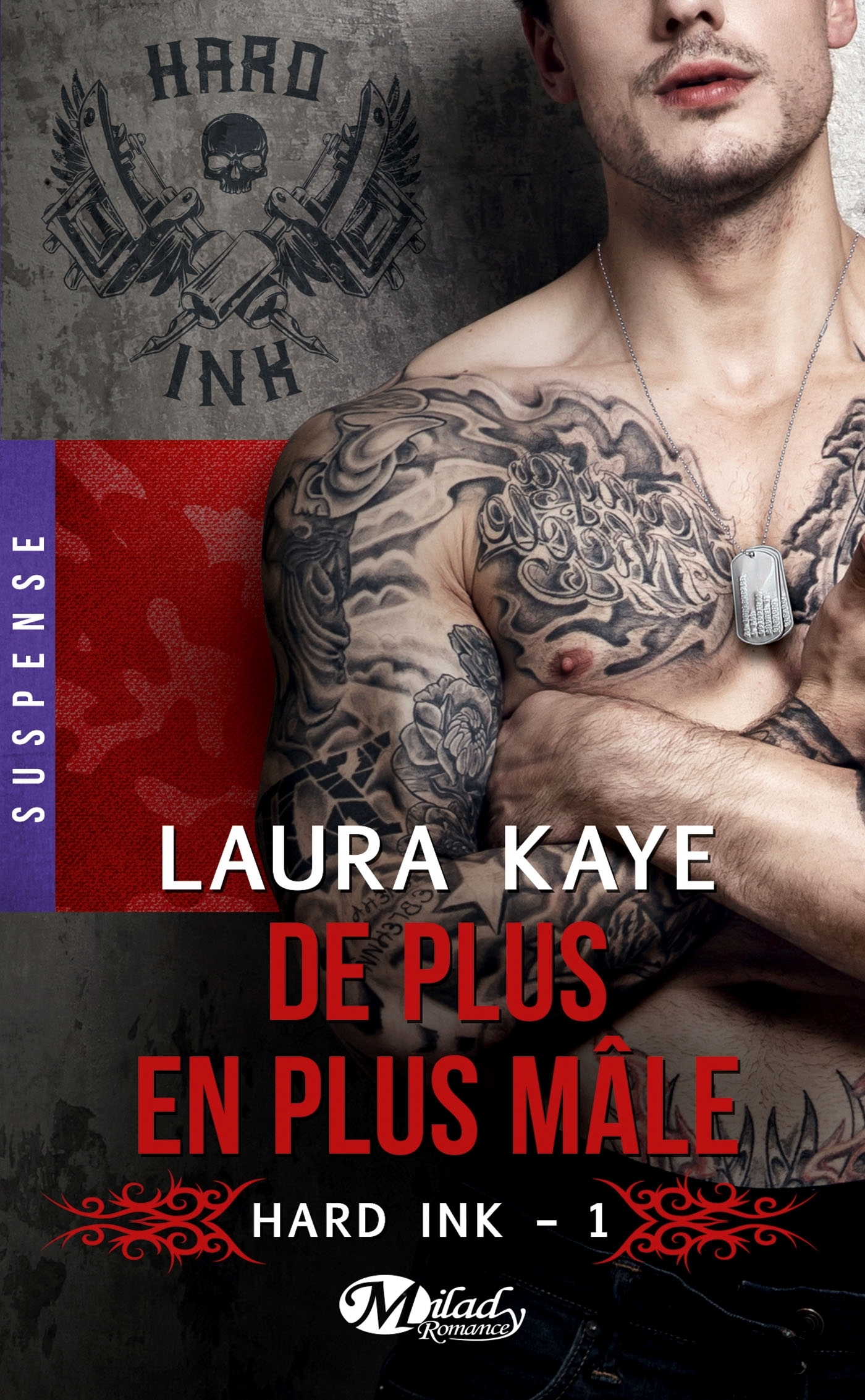 HARD INK, T1 : DE PLUS EN PLUS MALE