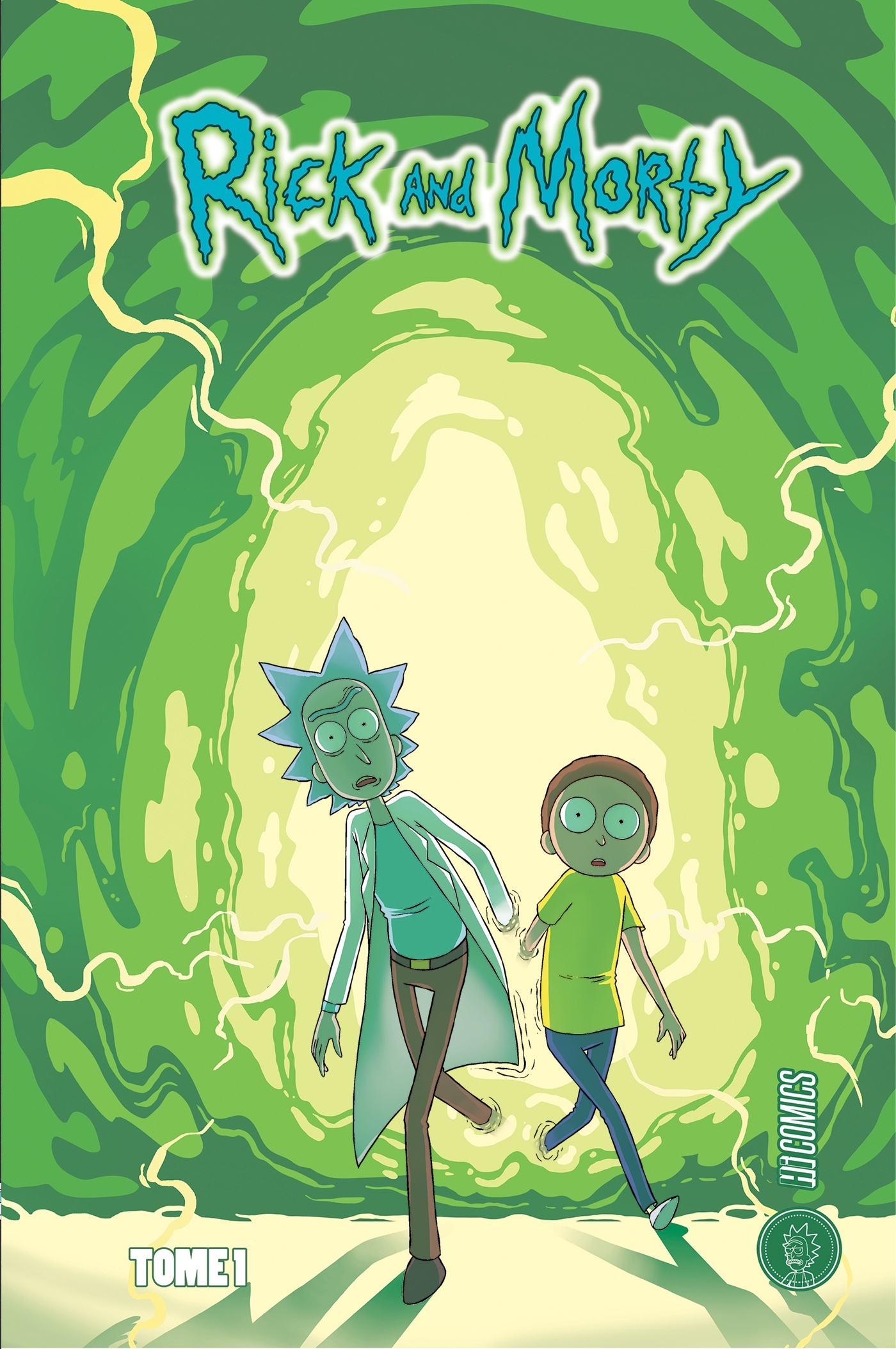 RICK AND MORTY, T1
