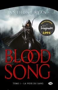 BLOOD SONG, T1 : LA VOIX DU SANG (EDITION DECOUVERTE)