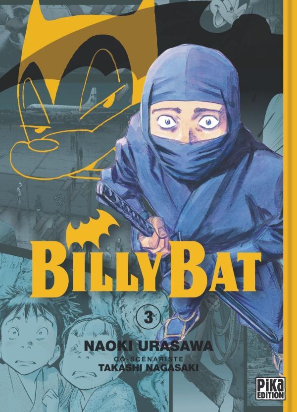 BILLY BAT T03