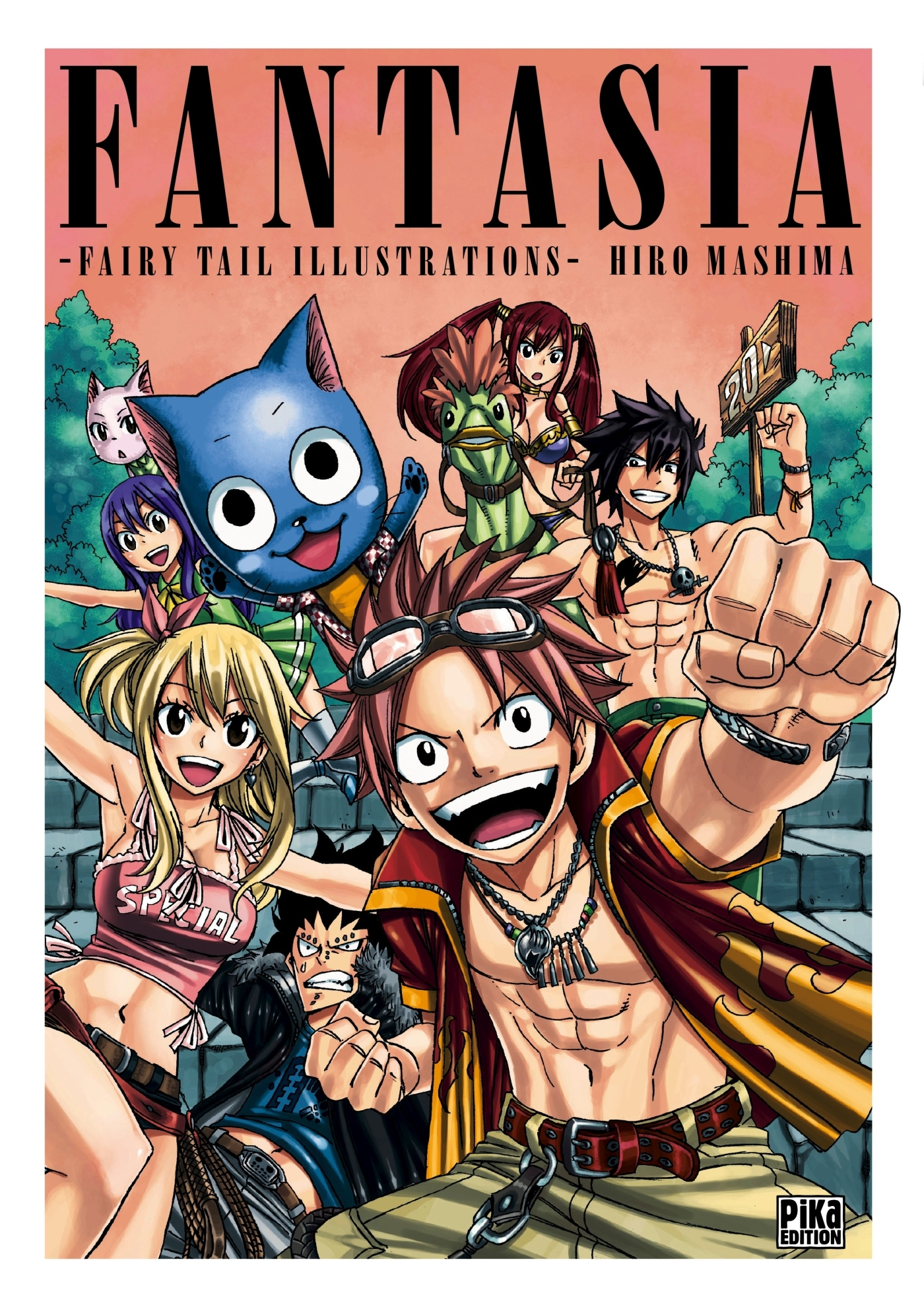 FAIRY TAIL - FANTASIA