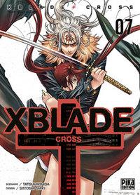 XBLADE CROSS T07