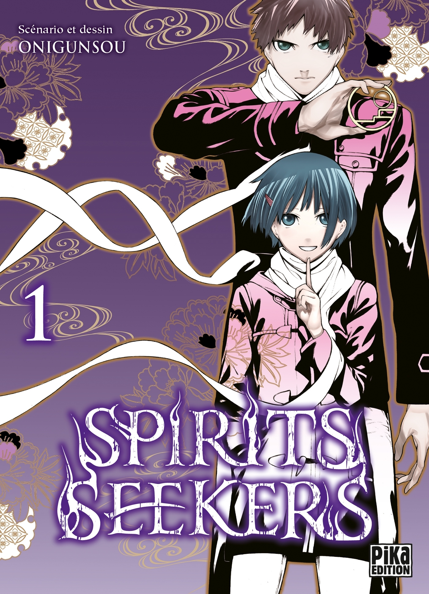 SPIRIT SEEKERS - SPIRITS SEEKERS T01