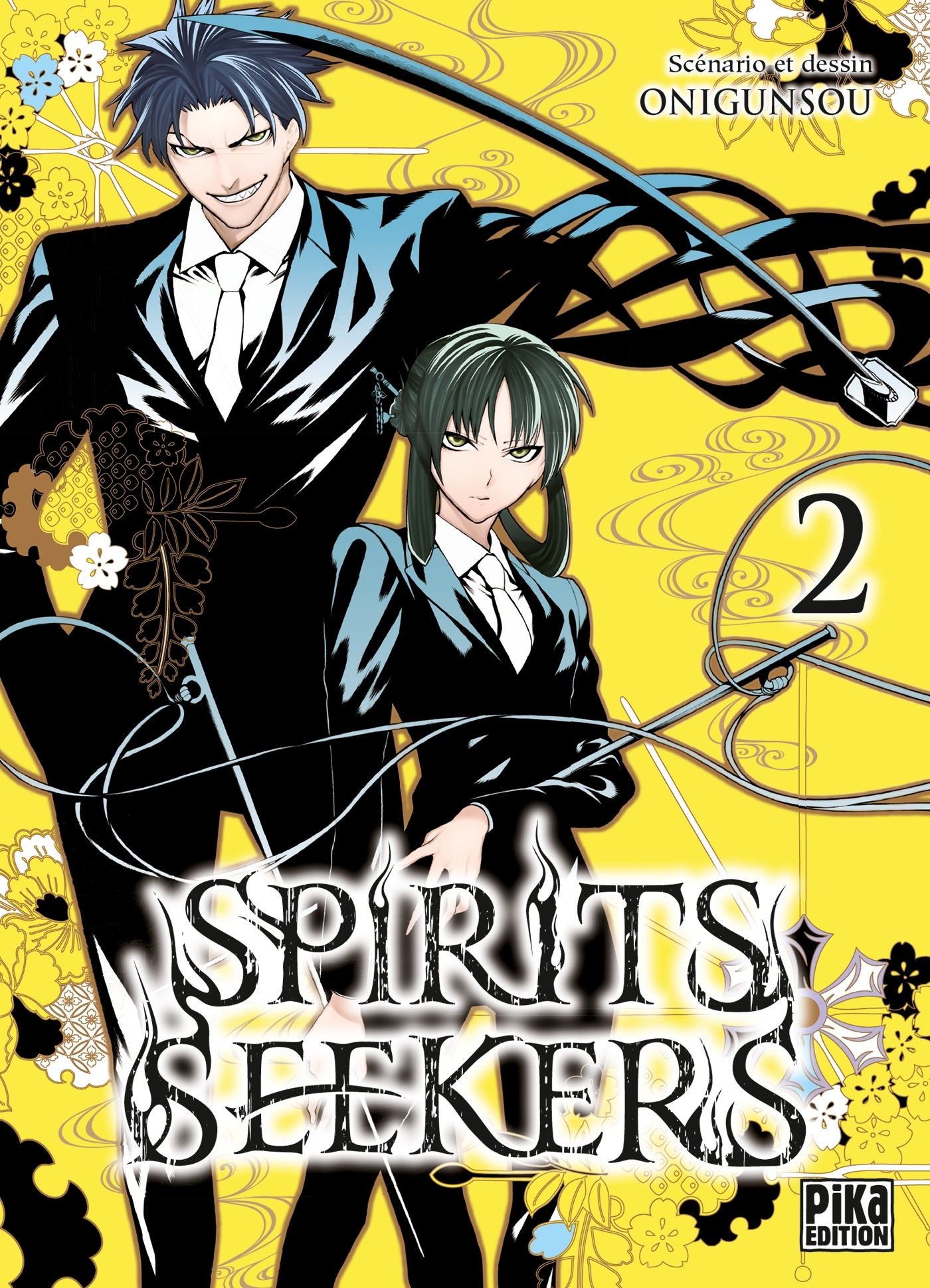 SPIRIT SEEKERS - SPIRITS SEEKERS T02