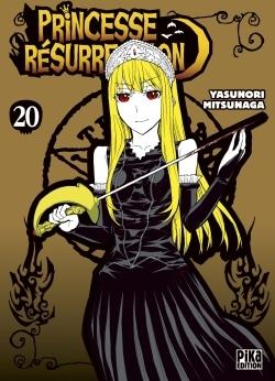 PRINCESSE RESURRECTION T20