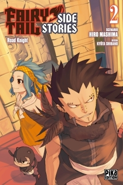 FAIRY TAIL - SIDE STORIES T02