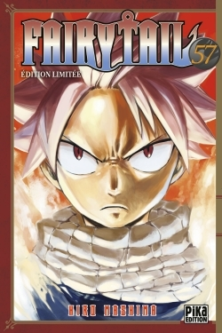 FAIRY TAIL T57 EDITION LIMITEE