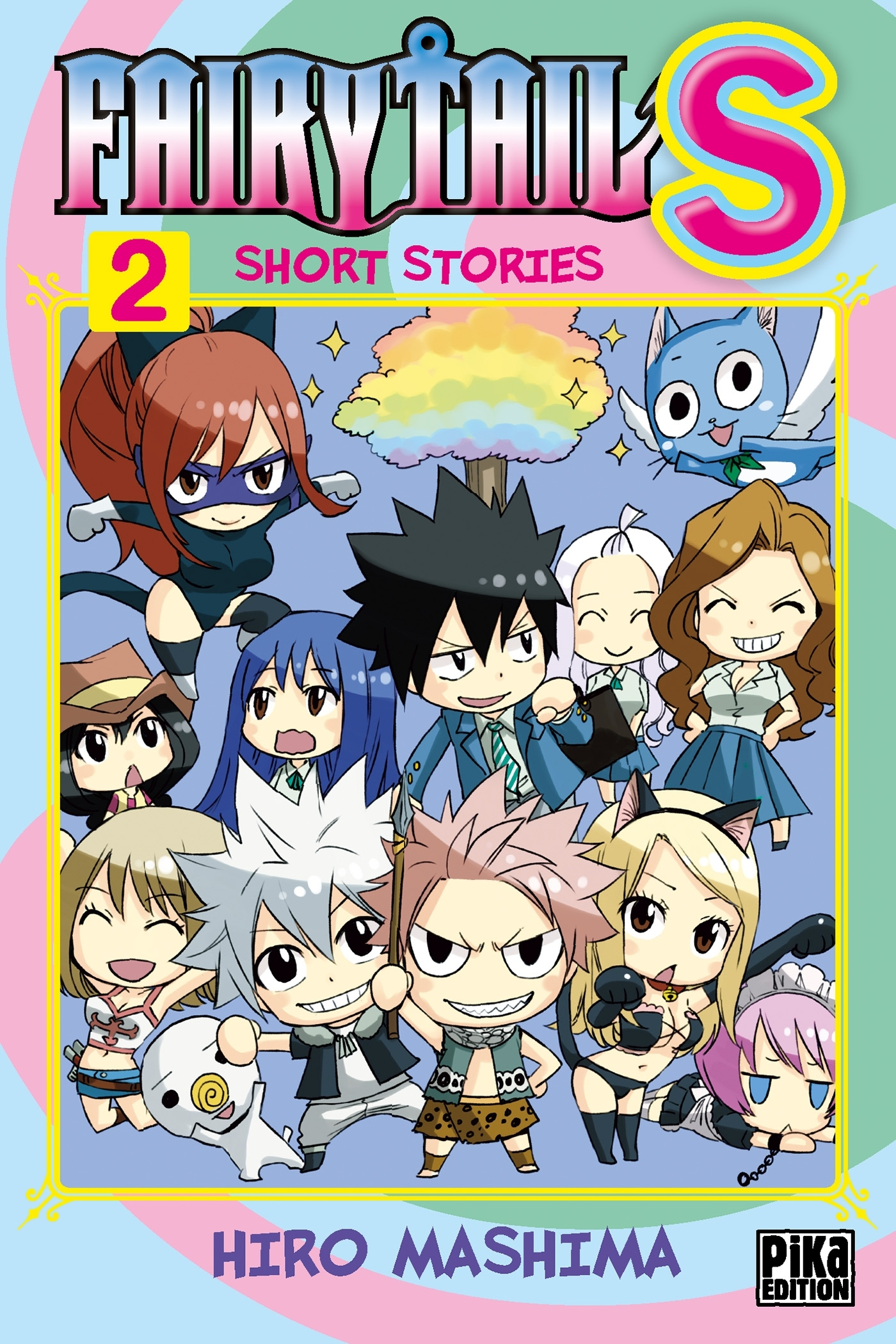 FAIRY TAIL S T02
